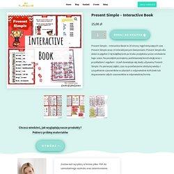 Present Simple – Interactive Book