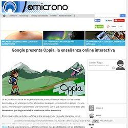 Google presenta Oppia, la enseñanza online interactiva
