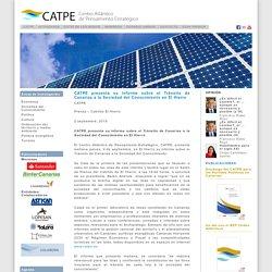 CATPE presenta su informe sobre el Tránsito de Canarias a la Sociedad del Conocimiento en El Hierro