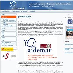 asociación para la integración del discapacitadoasociación para la integración del discapacitado