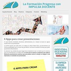 La Formación Progresa con IMPULSA DOCENTE