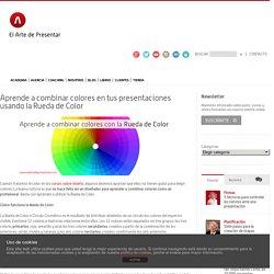 Aprende a combinar colores en tus presentaciones usando la Rueda de Color