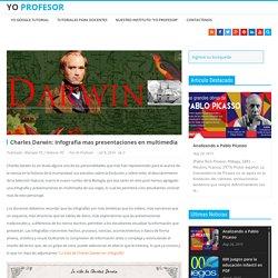 Charles Darwin: Infografia mas presentaciones en multimedia - Instituto de Tecnologías para Docentes