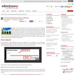 Crea video presentaciones de fotos con PicoVico