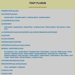 Fluxus, par Ben