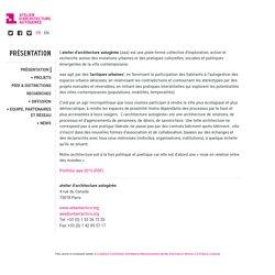 Présentation – AAA