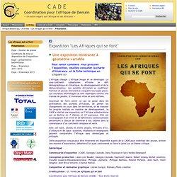 Présentation - Afrique-demain-org