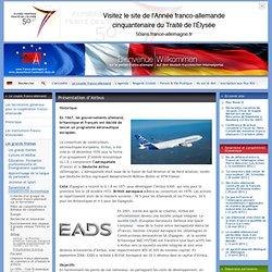 Présentation d'Airbus
