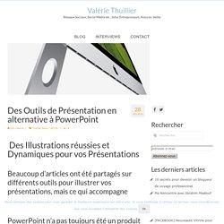 Des Outils de Présentation en alternative à PowerPoint – Valérie Thuillier