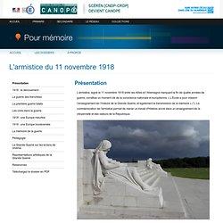 dossier 1914-1918»-Pour mémoire-CNDP