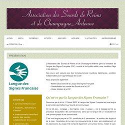 Association des Sourds de Reims et de Champagne-Ardenne