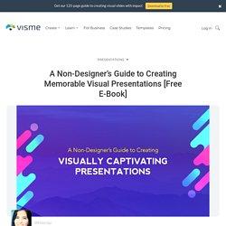 Presentation Design: A Visual Guide to Creating Beautiful Slides [Free E-Book]