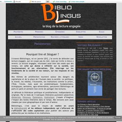 Présentation - Bibliolingus
