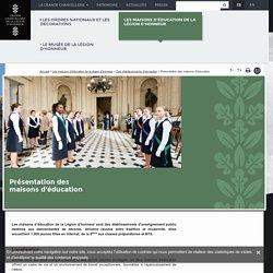 15/12/1805 Maisons d'éducation légion d'honneur