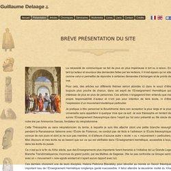 Brève présentation du site - Guillaume-Delaage, Civilisations, Hermétisme, Spiritualité
