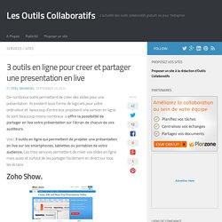 3 outils en ligne pour creer et partager une presentation en live