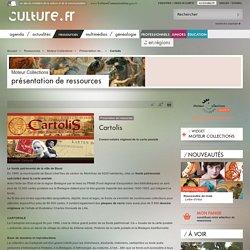 Cartolis / Présentation de ressources / Moteur Collections