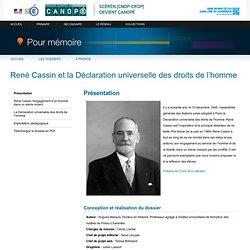 Présentation-Pour mémoire-Centre National de Documentation Pédagogique