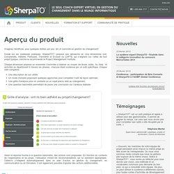 Présentation - Produit - Découvrir SherpaTO