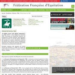 Présentation du TREC / TREC / Général / Disciplines / Accueil / Sites FFE - Portail FFE