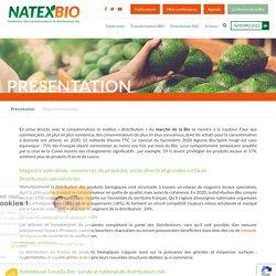 Présentation du marché de la distribution bio en France