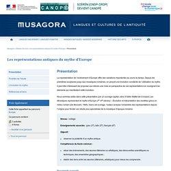 Présentation-Musagora-Centre National de Documentation Pédagogique