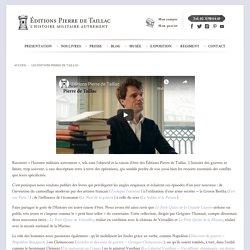 Editions Pierre de Taillac