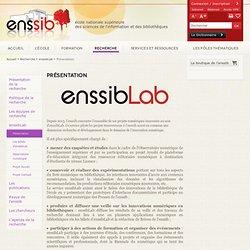 Enssib Lab
