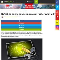 Rooter Android : définition, présentation et explications