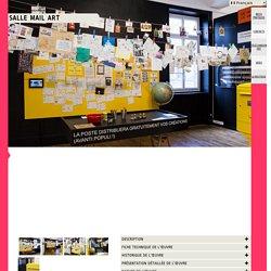 Mail Art - Fondation du doute -Blois