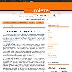 Présentation générale - Le blog de la MIETE