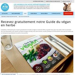Guide du végétarien en herbe