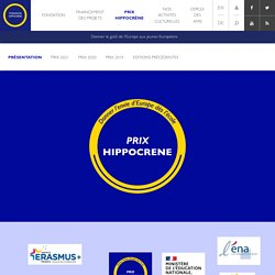 Prix Hippocrène de l'éducation à l'Europe