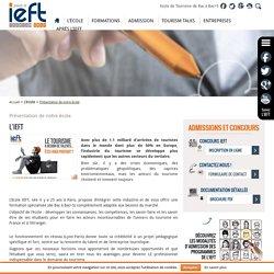 Présentation de l'IEFT - Ecole IEFT