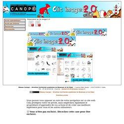 Présentation de Clic images 2.0 - CRDP de l'académie de Dijon
