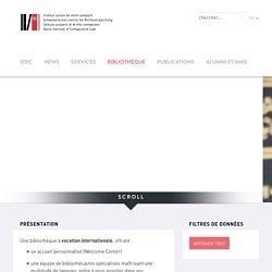 Institut suisse de droit comparé