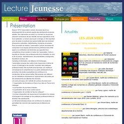 Présentation de Lecture-Jeunesse