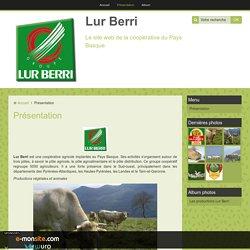 Présentation de Lur Berri