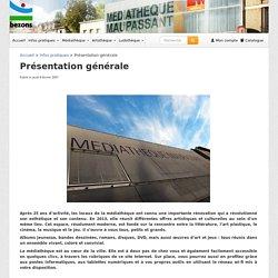 Présentation générale - Le blog de la médiathèque Maupassant
