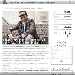 Présentation des montres Sismeek - Interview de Bruno Croizé