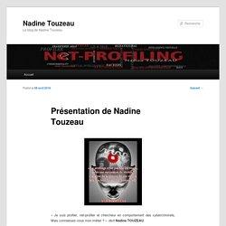 Présentation de Nadine Touzeau
