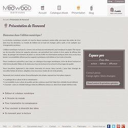Présentation de Neowood