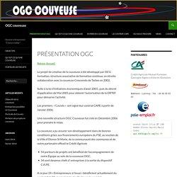 Présentation OGC - OGC couveuse