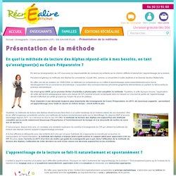 Présentation de la méthode - EN SAVOIR PLUS... - Cours préparatoire (CP) - Enseignants