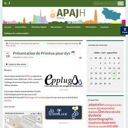 Présentation de Primtux pour dys – APAJH de la Somme