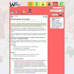 Présentation du projet - Webélèves
