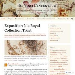 Présentation des inventions de Léonard de Vinci et leur raisonnance