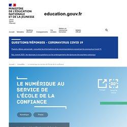 Myriaé, le portail de recherche et de présentation des ressources pour l'École - L'école change avec le numérique