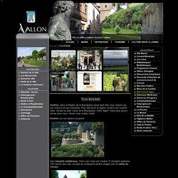 Ville d'Avallon - Présentation Section Tourisme
