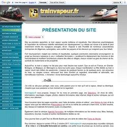 TRAINS À VAPEUR. FR